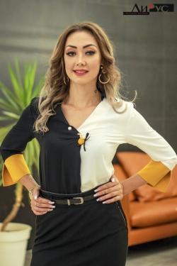 блузка 0819130200001