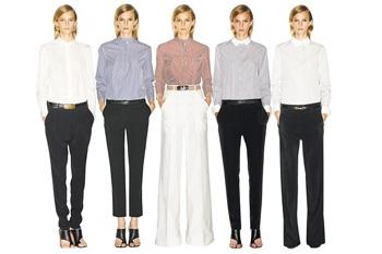 Модные тенденции по ношению брюк