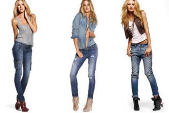 Самые модные джинсы летнего сезона 2013